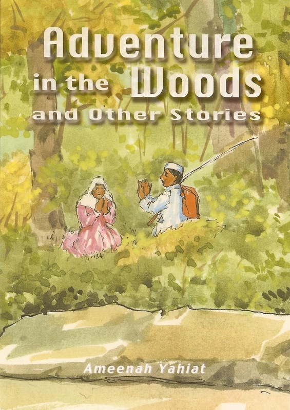 Adventure in the Woods and Other Stories Children's Books