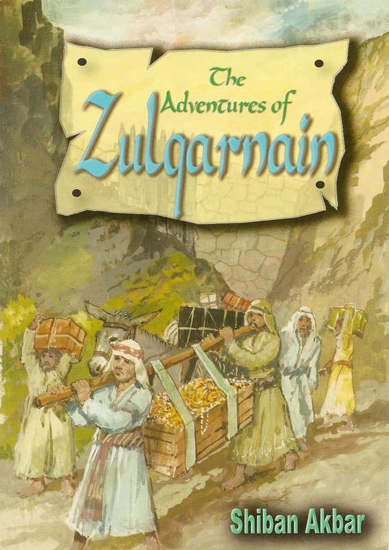 The Adventures Of Zulqarnain Children's Books