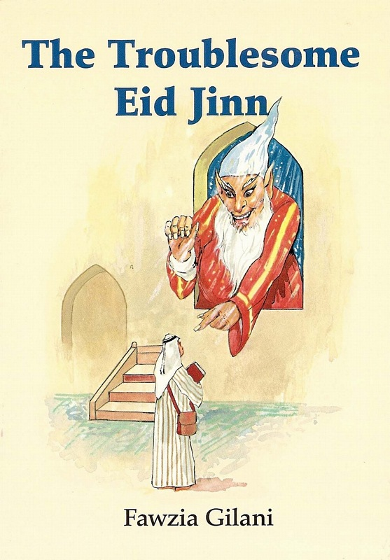 The Troublesome Eid Jinn Children's Books