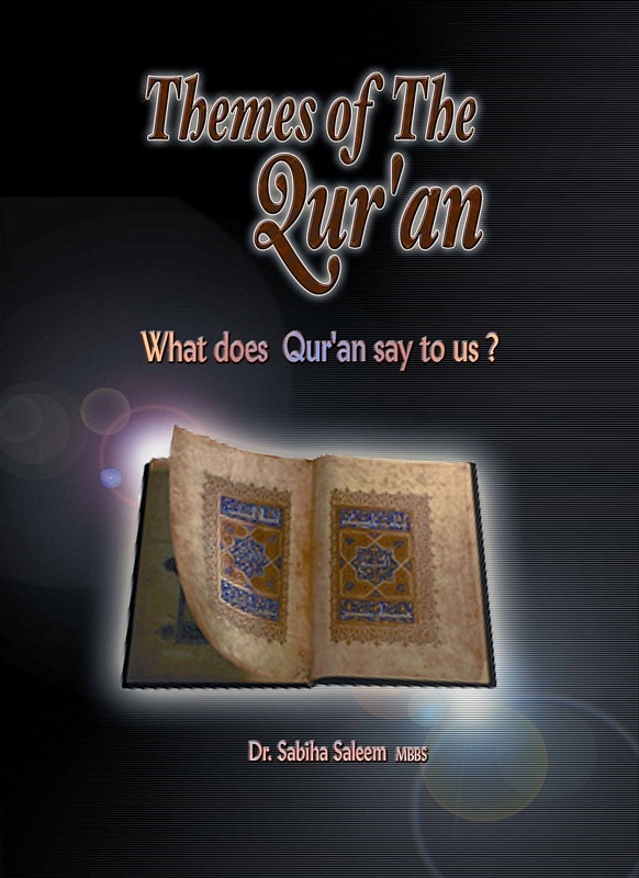 Themes of the Qur'an Qur'an and Arabic
