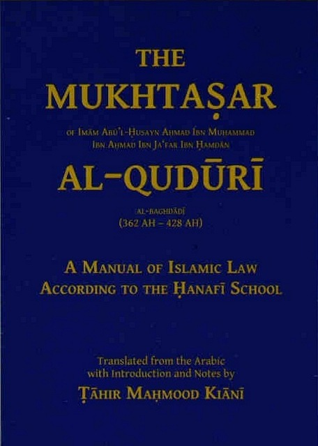 The Mukhtasar Al-Quduri