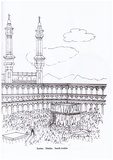 Colouring Book 1: The Mosques of the World